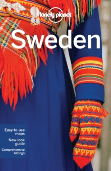 Lonely Planet Sweden, Paperback Book
