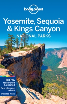 Lonely Planet Yosemite, Sequoia & Kings Canyon National Parks, Paperback Book