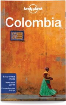 Lonely Planet Colombia, Paperback Book