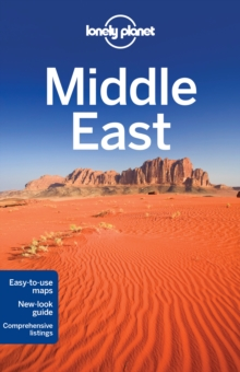 Lonely Planet Middle East, Paperback Book