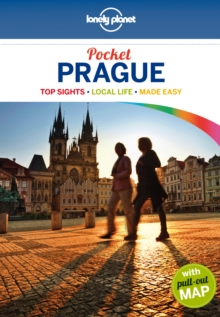 Lonely Planet Pocket Prague, Paperback Book