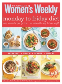 Monday to Friday Diet, Paperback Book