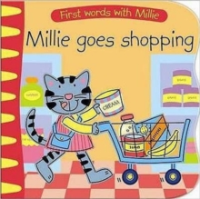 Millie Goes Shopping, Board book Book