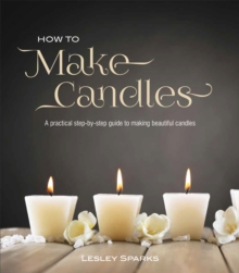 How to Make Candles, Paperback Book