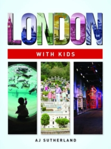 London with Kids, Paperback Book