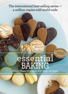 Essential Baking, Paperback Book