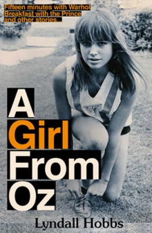 A Girl from Oz, Hardback Book