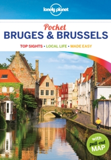 Lonely Planet Pocket Bruges & Brussels, Paperback Book