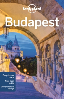 Lonely Planet Budapest, Paperback Book