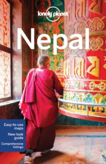 Lonely Planet Nepal, Paperback Book