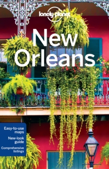Lonely Planet New Orleans, Paperback Book