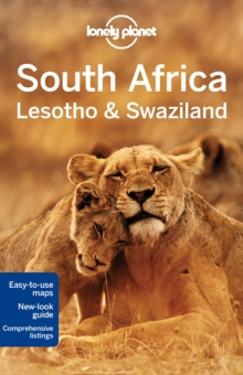 Lonely Planet South Africa, Lesotho & Swaziland, Paperback Book