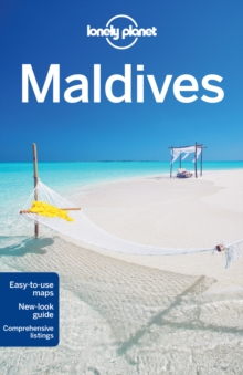 Lonely Planet Maldives, Paperback Book