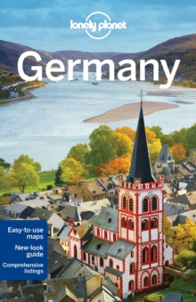 Lonely Planet Germany, Paperback Book