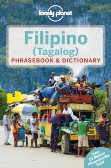 Lonely Planet Filipino (Tagalog) Phrasebook & Dictionary, Paperback Book