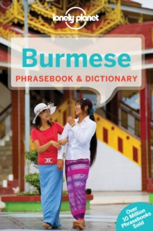 Lonely Planet Burmese Phrasebook & Dictionary, Paperback Book