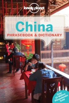Lonely Planet China Phrasebook & Dictionary, Paperback Book