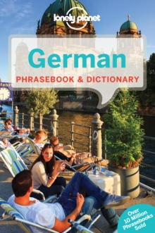 Lonely Planet German Phrasebook & Dictionary