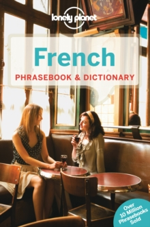 Lonely Planet French Phrasebook & Dictionary, Paperback Book
