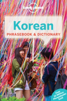 Lonely Planet Korean Phrasebook & Dictionary, Paperback Book