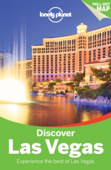Lonely Planet Discover Las Vegas, Paperback Book
