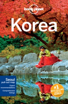 Lonely Planet Korea, Paperback Book