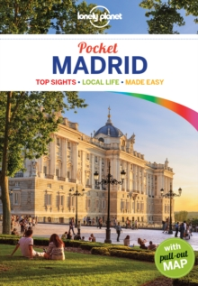 Lonely Planet Pocket Madrid, Paperback Book