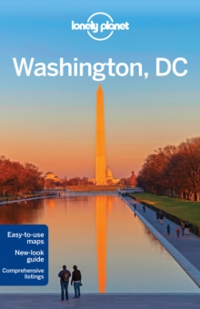 Lonely Planet Washington, DC, Paperback Book