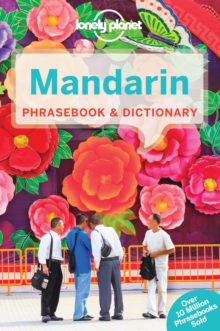 Lonely Planet Mandarin Phrasebook & Dictionary, Paperback Book