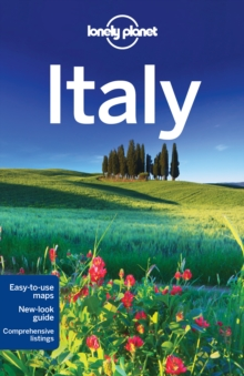 Lonely Planet Italy, Paperback Book