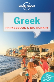 Lonely Planet Greek Phrasebook & Dictionary, Paperback Book