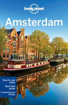 Lonely Planet Amsterdam, Paperback Book