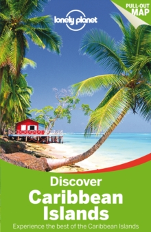 Lonely Planet Discover Caribbean Islands, Paperback Book