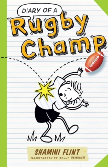 Diary of a Rugby Champ, Paperback Book
