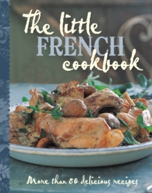 The Little French Cookbook, Hardback Book