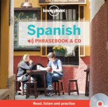 Lonely Planet Spanish Phrasebook, Mixed media product Book