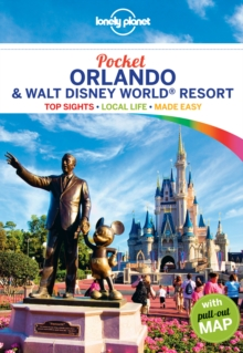 Lonely Planet Pocket Orlando & Walt Disney World (R) Resort, Paperback Book
