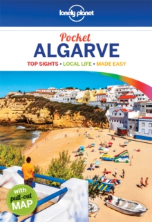 Lonely Planet Pocket Algarve, Paperback Book