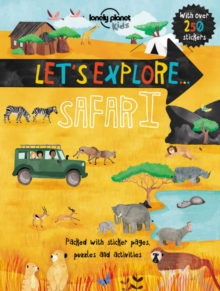 Let's Explore... Safari, Paperback Book