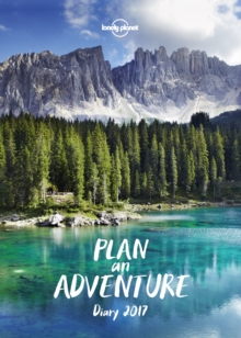 Lonely Planet Diary Planner 2017, Diary Book