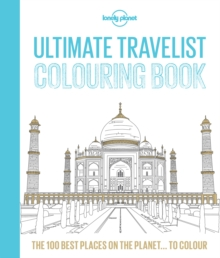Ultimate Travelist Colouring Book, Paperback Book