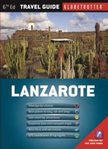 Lanzarote Travel Pack, Mixed media product Book