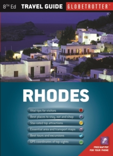 Rhodes Travel Pack, Mixed media product Book