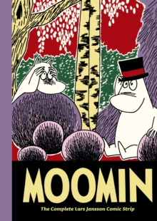 Moomin: Book 9 : The Complete Lars Jansson Comic Strip Book 9, Hardback Book