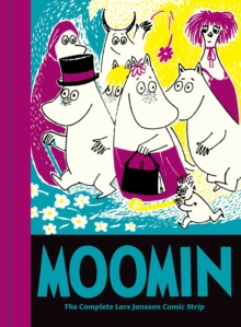 Moomin : The Complete Lars Jansson Comic Strip Book 10, Hardback Book