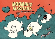 Moomin and the Martians, Paperback Book