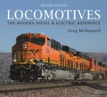 Locomotives : The Modern Diesel and Electric Reference, Paperback Book