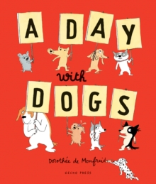 A Day with Dogs, Hardback Book