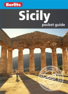 Berlitz: Sicily Pocket Guide, Paperback Book