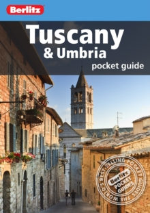 Berlitz: Tuscany and Umbria Pocket Guide, Paperback Book